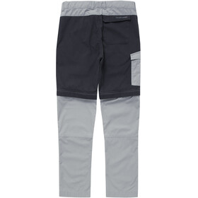 Craghoppers Kiwi Cargo Convertible Trousers Kids Cement